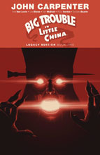 Image: Big Trouble in Little China Legacy Edition Vol. 02 SC  - Boom! Studios