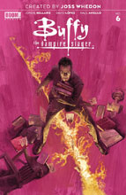 Image: Buffy the Vampire Slayer #6 (cover A - Aspinall) - Boom! Studios