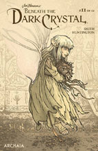Image: Jim Henson: Beneath Dark Crystal #11 (cover B Preorder - Petersen) - Boom! - Archaia