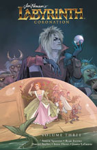 Image: Jim Henson Labyrinth Coronation Vol. 03 HC  - Boom! - Archaia