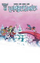 Image: Lumberjanes #64 (cover A - Leyh) - BOOM! Box