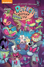 Image: Rocko's Modern Afterlife #4 (cover A - McGinty) - KaBOOM!