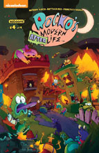 Image: Rocko's Modern Afterlife #4 (cover B Preorder - McCormick) - KaBOOM!