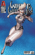 Image: White Widow #4 (cover A - Tyndal Holographic) - Absolute Comics Group / Red Gi