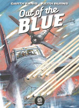 Image: Out of the Blue Vol. 02 HC  - Aftershock Comics