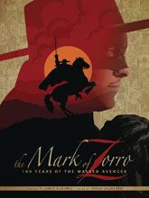 Image: Mark of Zorro: 100 Years of the Masked Avenger HC  - American Mythology Productions