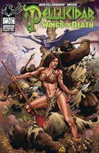 Image: Pellucidar: Wings of Death #1 (cover A - Martinez) - American Mythology Productions