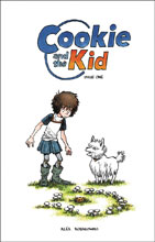 Image: Cookie & Kid #1 - Antarctic Press