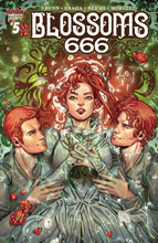 Image: Blossoms: 666 #5 (cover A - Braga) - Archie Comic Publications