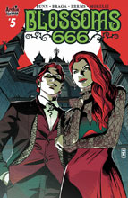 Image: Blossoms: 666 #5 (cover C - Zircher) - Archie Comic Publications