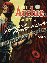 Image: Archie Art of Francesco Francavilla Vol. 01 HC  - Archie Comic Publications