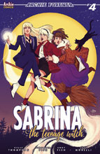 Image: Sabrina the Teenage Witch #4 (cover C - Mok) - Archie Comic Publications