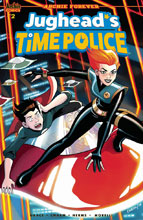 Image: Jughead's Time Police #2 (cover A - Charm) - Archie Comic Publications