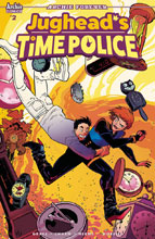 Image: Jughead's Time Police #2 (cover B - Henderson) - Archie Comic Publications