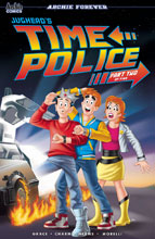 Image: Jughead's Time Police #2 (cover C - Tito Pena) - Archie Comic Publications