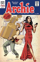 Image: Archie #706 (Archie & Sabrina Part 2) (cover C - Mooney) - Archie Comic Publications
