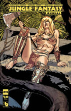 Image: Jungle Fantasy Annual 2019  (variant cover - Sultry) - Boundless Comics