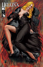 Image: Hellina #1 (variant cover - KS Costume Change D) - Boundless Comics