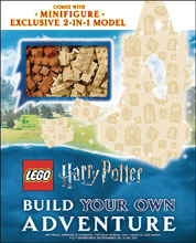 Image: Lego Harry Potter: Build Your Own Adventure  (w/Mini-Figure) - DK Publishing Co