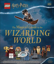 Image: Lego Harry Potter: Magical Guide to Wizarding World  - DK Publishing Co