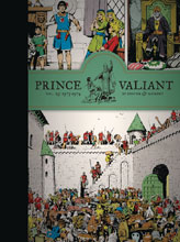 Image: Prince Valiant Vol. 19: 1973-1974 HC  - Fantagraphics Books