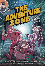 Image: Adventure Zone Vol. 02: Murder on Rockport GN HC  - First Second (:01)