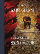 Image: Art of Gary Gianni: George R.R. Martin's Seven Kingdoms HC  - Flesk Publications