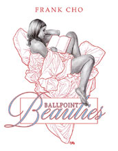 Image: Ballpoint Beauties HC  - Flesk Publications