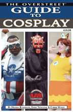 Image: Overstreet Guide: Guide to Cosplay SC  (limited S&N) - Gemstone Publishing