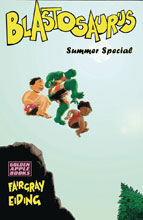 Image: Blastosaurus Summer Special One-Shot  - Golden Apple Books