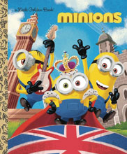 Image: Minions Little Golden Book  - Golden Books