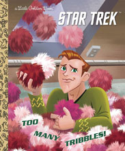 Image: Star Trek Little Golden Book: Too Many Tribbles  - Golden Books