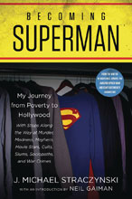Image: Becoming Superman: My Journey from Poverty to Hollywood HC  - Harper Voyager