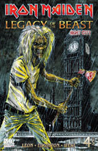 Image: Iron Maiden - Legacy of the Beast Vol. 2: Night City #4 (cover C - TBD) - Heavy Metal Magazine