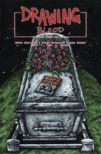 Image: Drawing Blood #3 (cover B - Eastman) - Kevin Eastman Studios
