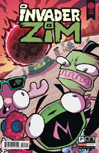 Image: Invader Zim #45 (cover A - Warren Wucinich, Fred Stresing) - Oni Press Inc.