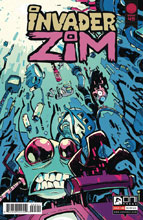 Image: Invader Zim #45 (cover B - Cab) - Oni Press Inc.