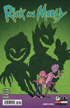 Image: Rick & Morty #52 (cover B - Ganucheau) - Oni Press Inc.