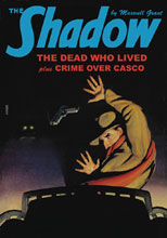 Image: Shadow Double-Novel Vol. 144: Dead Lived & Crime Over Casco SC  - Sanctum Productions