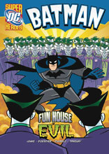 Image: Batman: Fun House of Evil SC  - Stone Arch Books