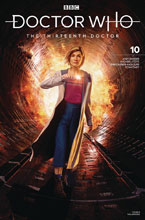 Image: Doctor Who: The 13th Doctor #10 (cover B - Photo) - Titan Comics