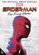 Image: Spider-Man: Far from Home - Official Movie Special HC  - Titan Comics