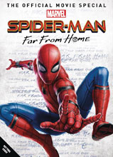 Image: Spider-Man: Far from Home - Official Movie Special  (newstand cover) - Titan Comics