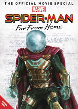 Image: Spider-Man: Far from Home - Official Movie Special  (PX cover) - Titan Comics