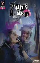 Image: Punk Mambo #4 (cover C - Delara) - Valiant Entertainment LLC