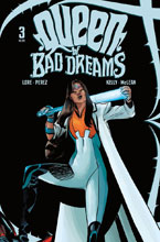 Image: Queen of Bad Dreams #3 - Vault Comics