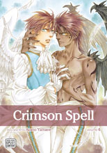 Image: Crimson Spell Vol. 06 GN  - Sublime