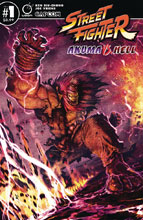 Image: Street Fighter: Akuma vs. Hell #1 (cover A - Vriens) - Udon Entertainment Inc