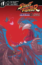 Image: Street Fighter: Akuma vs. Hell #1 (cover B - Huang) - Udon Entertainment Inc