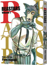 Image: Beastars Vol. 01 GN  - Viz Media LLC